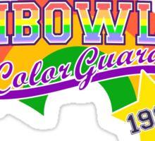 Rainbowland Color Guard Sticker