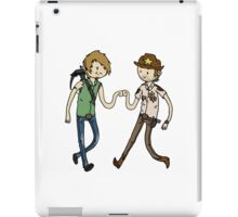 Partner iPad Case/Skin