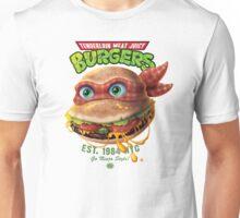 Tenderloin Meat Juicy Burgers Unisex T-Shirt