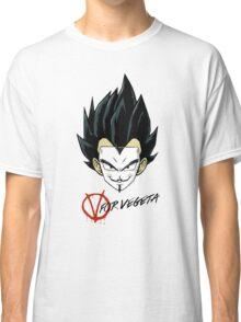 V for Vegeta Classic T-Shirt
