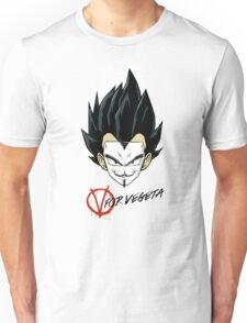 V for Vegeta Unisex T-Shirt