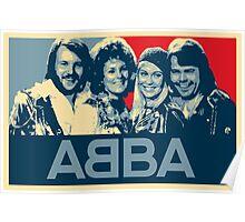 ABBA.  Poster