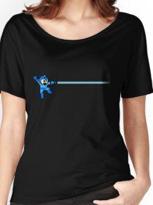 Megaman Women's Relaxed Fit T-Shirt