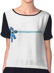 Megaman Chiffon Top