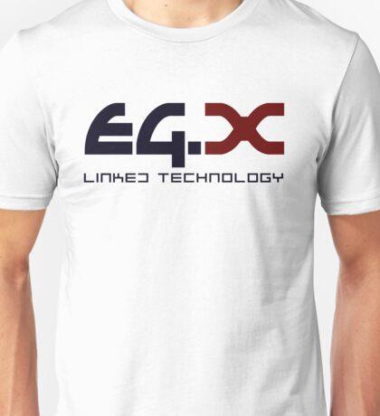 Wipeout HD EG-X Logo Unisex T-Shirt
