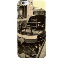 On the boat iPhone Case/Skin