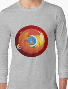 Browser mashup Long Sleeve T-Shirt