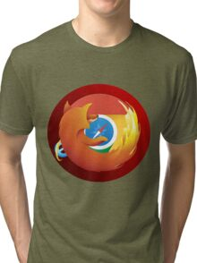 Browser mashup Tri-blend T-Shirt
