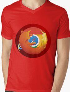 Browser mashup Mens V-Neck T-Shirt