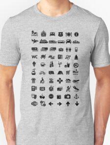 Smartraveller Unisex T-Shirt