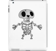 Happy Skeleton iPad Case/Skin