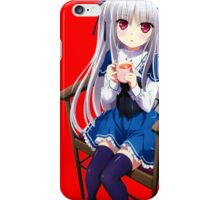 innocence with logo  iPhone Case/Skin