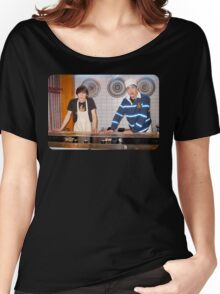 Drake and Josh Sushi Women's Relaxed Fit T-Shirt