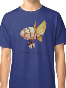 Steam Pug Classic T-Shirt