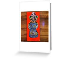 Take your pick! Mario x Fear and Loathing Greeting Card