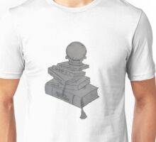 Buffy Design Books Spells Witches Unisex T-Shirt