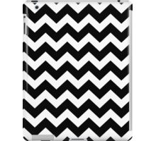 Seamless artist pattern texture: Black and White iPad Case/Skin