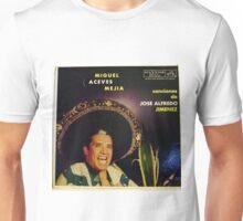 Mexican Mariachi Lp cover Unisex T-Shirt