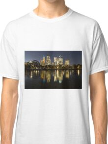 Ships in the night - Melbourne Australia Classic T-Shirt