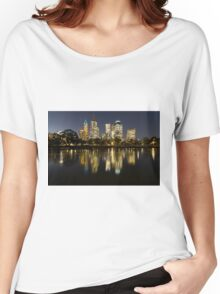 Ships in the night - Melbourne Australia Women's Relaxed Fit T-Shirt