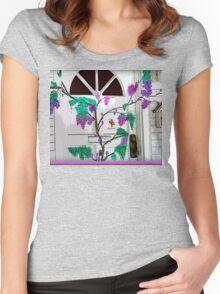 Doorway Of Life Women's Fitted Scoop T-Shirt