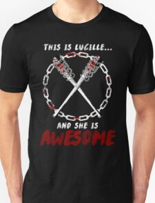 Lucille = Awesome Unisex T-Shirt