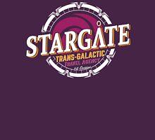 Stargate - Trans-galactic travel agency - yellow Unisex T-Shirt