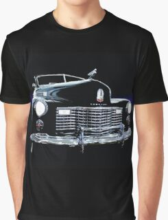 1941 Cadillac Series 62 Convertible Coupe Graphic T-Shirt