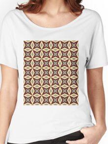 Antique European Floor Design Women's Relaxed Fit T-Shirt