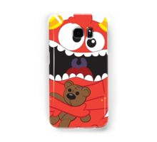 Monster and His Teddy Samsung Galaxy Case/Skin