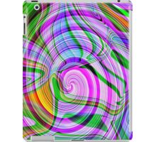 70's Psychedelic Abstract* iPad Case/Skin