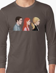 BTVS - Scoobies Long Sleeve T-Shirt