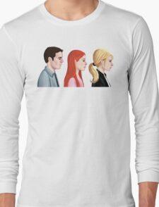 BTVS - Scoobies Long Sleeve T-Shirt