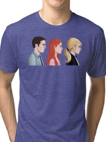 BTVS - Scoobies Tri-blend T-Shirt