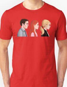 BTVS - Scoobies Unisex T-Shirt