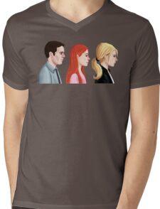 BTVS - Scoobies Mens V-Neck T-Shirt