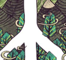 Nature Peace Sticker