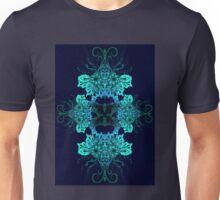 Henna Spirograph  Unisex T-Shirt