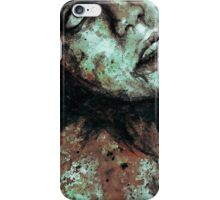 Chase My Blue Away: Rust iPhone Case/Skin