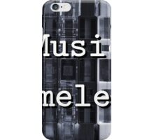 Music is Timeless... iPhone Case/Skin