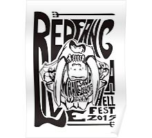 Red Fang Poster