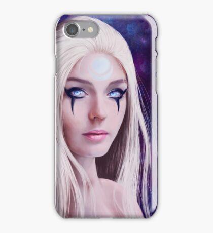 Diana portrait iPhone Case/Skin