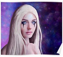 Diana portrait Poster