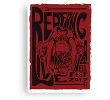 Red Fang - Alt Canvas Print