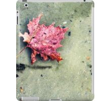 Floating Leaf iPad Case/Skin