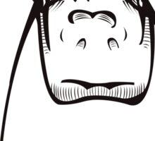 Saber tooth Sticker