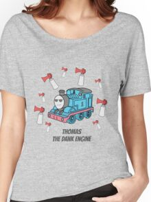 Thomas the Dank Engine Women's Relaxed Fit T-Shirt