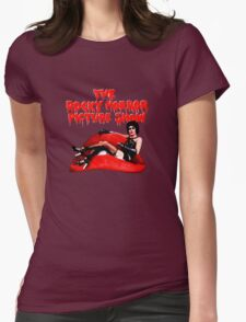 The Rocky Horror Picture Show Womens Fitted T-Shirt