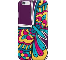 Mandala Butterfly iPhone Case/Skin