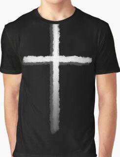 Cross Stroke Graphic T-Shirt